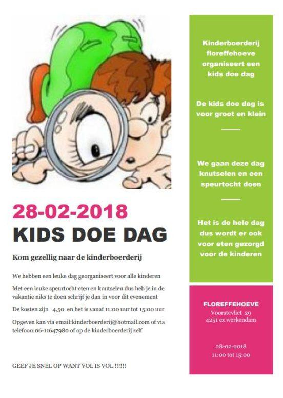 Kids Doe Dag